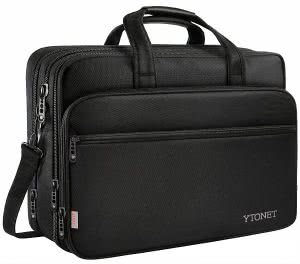 YTONET briefcase for business major