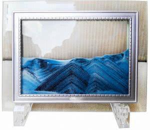 YayaCat sand art desk accessories