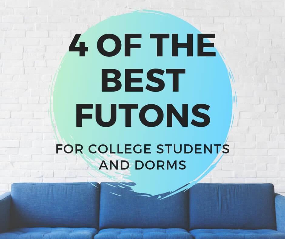 Fabulous 4 Of The Best Futons For Your College Dorm College Raptor Blog Machost Co Dining Chair Design Ideas Machostcouk