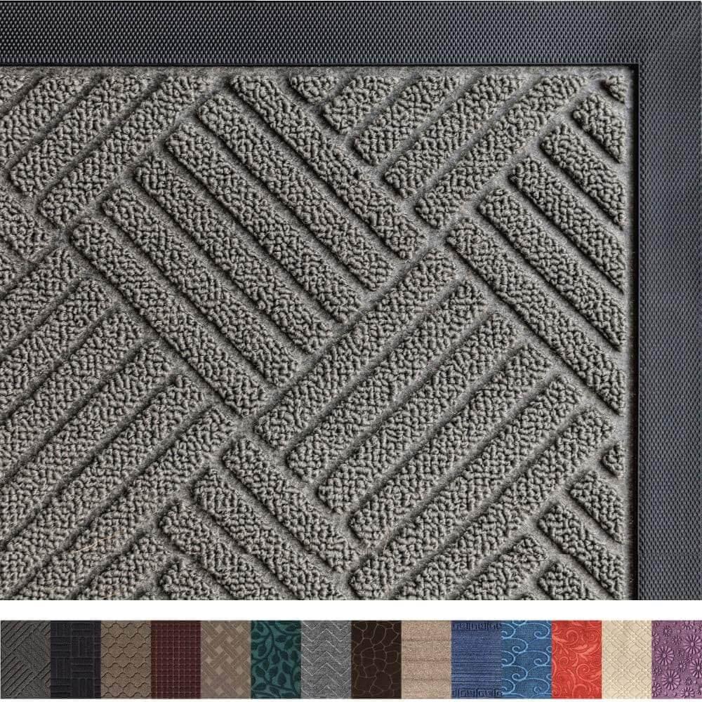 Gorilla grip door mat
