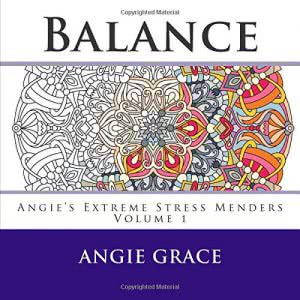 Balance adult coloring books