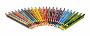 Crayola colored pencils for adult coloring books