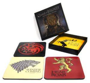 Dark Horse Game of Thrones coasters