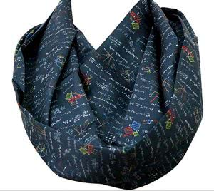 Di Cappanni math scarf
