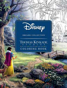 Disney Collection coloring book