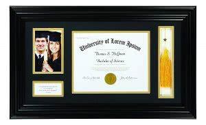 Faithworks frame with diploma holder