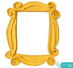 Made by Fatima yellow frame