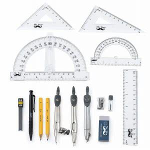Mr. Pen compass geometry set
