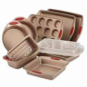 Rachael Ray steel bakeware set