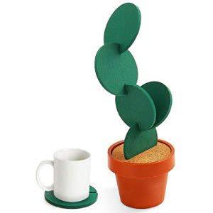 Sirensky cactus coasters