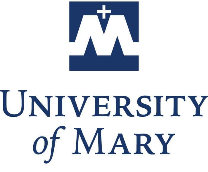 University of Mary logo.