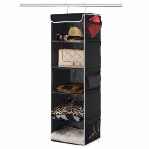 ZOBER shelf hanging close organizer