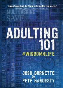 Adulting 101 by Josh Burnette