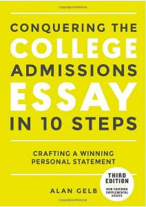 Conquering the College Admissions Essay