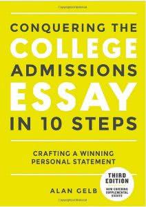 Conquering the College Admissions Essay