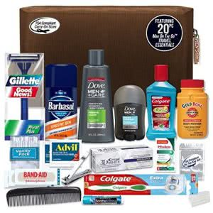 Convenience Kits travel toiletries