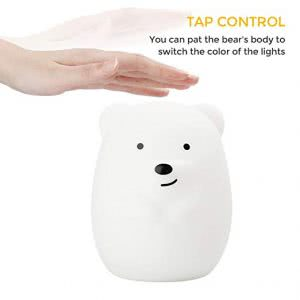 LumiPet bear lamp