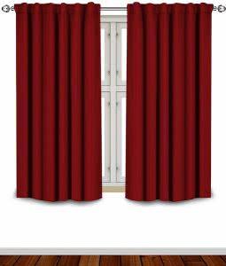Utopia blackout curtain drapes