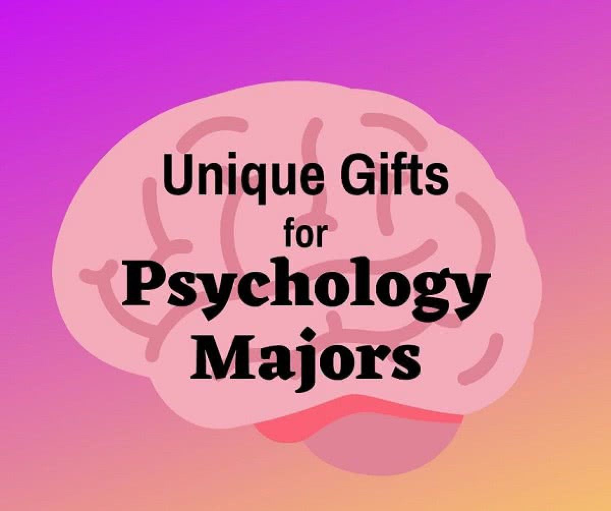 5 Unique Gifts for Psychology Majors