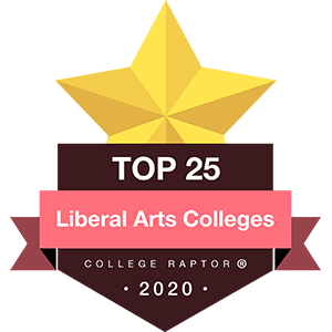 Best Liberal Arts Colleges Badge