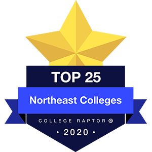 Best Northeast Colleges Badge