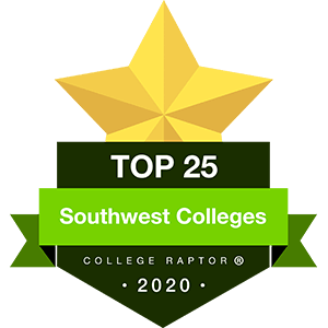 Top 25 best colleges in the southwest