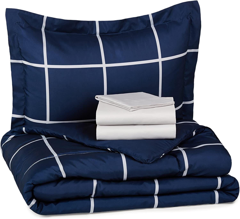 Amazonbasics comforter