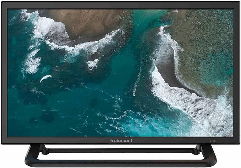 Amazon Renewed HDTV showing image of the ocean. Click to visit its Amazon page.