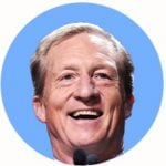 Presidential Candidate Tom Steyer