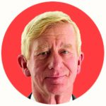 Presidential candidate William Weld